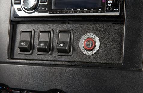 «Вечная» кнопка для реечных приводов компании «Адор»